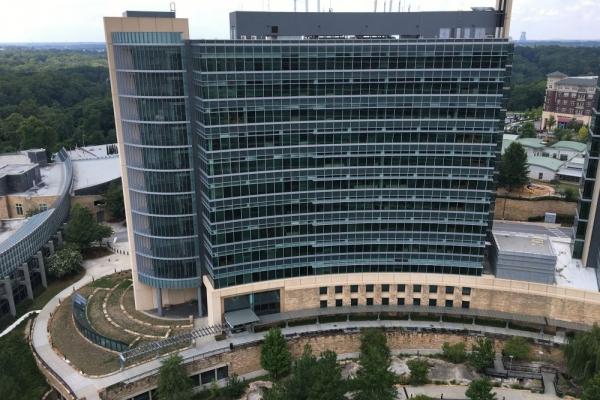 CDC Building 18. Atlanta, GA