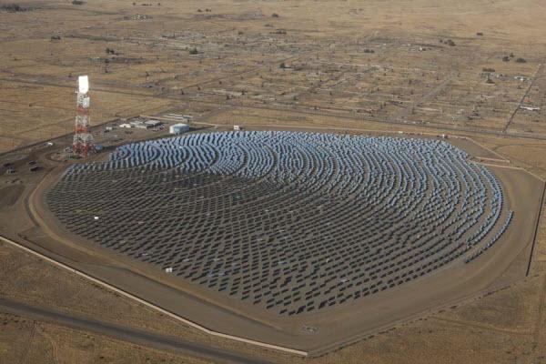 Chevron Solar-to-Steam Facility