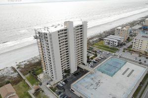 Pelican Point Condominiums Balcony Shoring