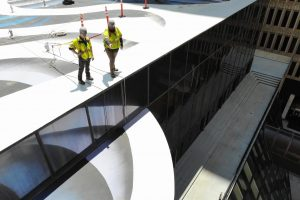 Ikon Building Roof Anchor Certification
