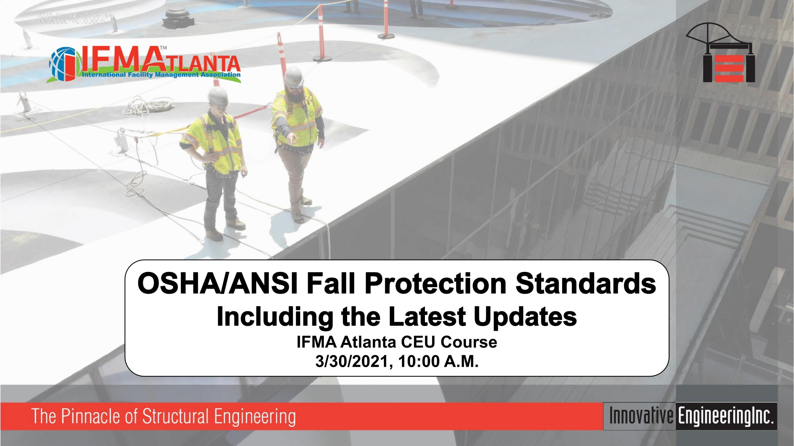 Fall Protection 2021