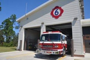 Fort Bragg Emergency Services Station