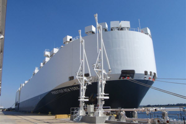 Naval Weapons Station, TC Dock Structural Repairs