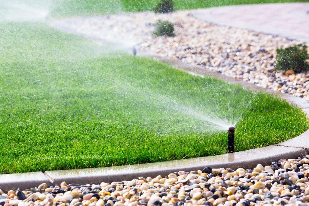 lawn sprinkler legionnaires' disease