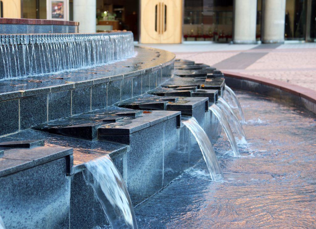 water fountain legionnaires' disease