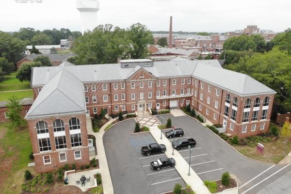 VA Tuscaloosa Building 39 IR