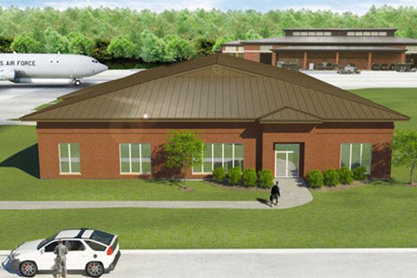 Robins Air Force Base Avionics Facility