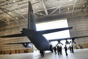Robins Air Force Base, Hangars 82 & 83