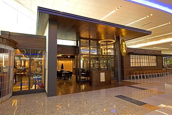 Ecco Restaurant, Hartsfield Jackson Atlanta Airport
