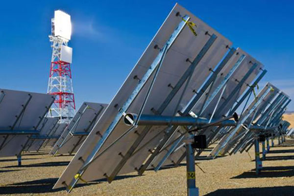 Energy Solar Steam Structural Engineering