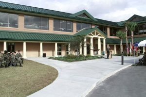 Hunter Army Airfield, Medical & Dental Clinic