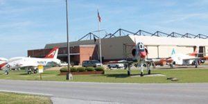 Naval Air Station Meridian, Hangar Repair & Para Loft Renovation